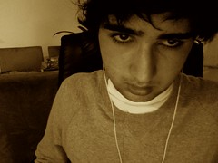 parsa (parsa5) Tags: sepia photobooth flickrbooth