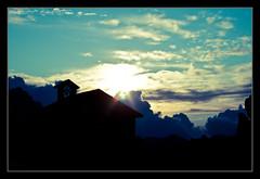 Tenerife (Norma Desmond1) Tags: travel sunset sky clouds atardecer landscapes spain ciel viajes cielo nubes tenerife nuages coucherdesoleil