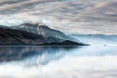 Wakatipu wonder (Luke Tscharke) Tags: newzealand mountain reflection sunrise landscape nz otago kinloch lakewakatipu 5d3 5dmarkiii