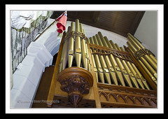 Saint Columbs Organ (donegalblaze) Tags: ireland irish church river catholic cathedral prayer chapel historic aisle holy londonderry service walls mass northern alter protestant derry siege ulster walled foyle cityside doire maidencity londonder