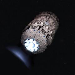 Prometheus. Light (Fianat) Tags: light brick stars star war power lego space pirates nasa pirate universe pf prometheus eurobrick fuctions