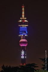 Telkom/Hillbrow tower (Pascal Parent) Tags: southafrica johannesburg gauteng