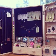 Wychbury Shop Display 2 (Wychbury Designs) Tags: valencia square squareformat iphoneography instagramapp uploaded:by=instagram
