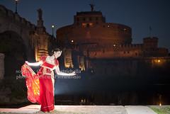 foto di Valentina Pierantonio (Valentina Pierantonio) Tags: portrait woman rome roma moda tosca ritratto castelsantangelo fotografiaartistica trueexcellence1 valentinapierantonio