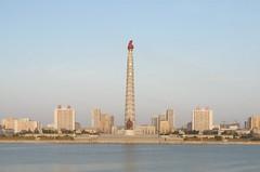Juche Tower (Julian_Limes) Tags: tower square kim il pyongyang sung juche