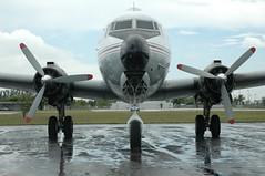 DSC_0203 (Proplinerman) Tags: aircraft douglas airliner skymaster dc4 c54 propliner opalocka n406wa
