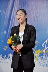 Queen YUNA KIM ({ QUEEN YUNA }) Tags: figureskating worldchampion figureskater olympicchampion yunakim 金妍儿 김연아 kimyuna キムヨナ