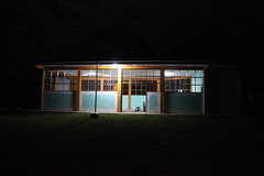 "15W system illuminating community center in Pucallpa • <a style=""font-size:0.8em;"" href=""http://www.flickr.com/photos/69507798@N03/13545202293/"" target=""_blank"">View on Flickr</a>"