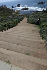 IMG_7664 (Dj Entreat) Tags: ocean sf sanfrancisco california ca beach water stairs canon eos ii landsend usm 6d f28l ef1635mm