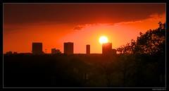 Sunset (lyncaudle) Tags: borderfx