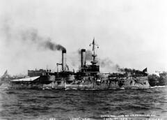 USS Iowa (Photograph Curator) Tags: spanishamericanwar ussiowa