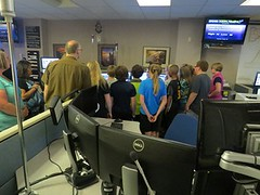 9-1-1 Dispatch Call Center (Stearns County MN) Tags: county 911 center shooting law dare enforcement sheriff range dispatch stearns investigator