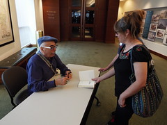 DSCF7732 (dishfunctional) Tags: city public juan library poet kansas felipe laureate herrera