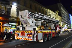 Fire Truck (J Allan-1) Tags: rundle