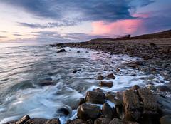 parton sunset sunset express (alf.branch) Tags: sunset sea seascape beach water clouds landscape seaside rocks waves olympus rough zuiko parton irishsea roughsea westcumbria seawaves partonbeach olympusomdem5mkii ziuko918mmf4056ed