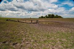 A bridge with drought conditions (USDAgov) Tags: northcarolina drought extension climatechange adaptation resilience northcarolinastateuniversity usdaresults climatehub southeastregionalclimatehub