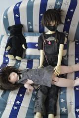 DSC_0654 (martin_132) Tags: gay boy fetish bed mask bdsm master teen overalls bjd dungarees slave kink mastrubation