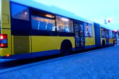 BVG-Bus von der Seite (Pascal Volk) Tags: berlin bvg berlinmitte berlinerverkehrsbetriebe behrenstrase sonydscrx100
