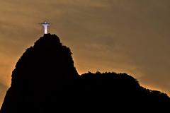 Sunday Prayers (Explore) (Spectacle Photography) Tags: travel brazil statue brasil riodejaneiro dusk cristoredentor christtheredeemer corcovado tijuca paullandowski worldofthemodernworld