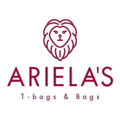 Ariela's Bags Logo (arielasbags) Tags: woman logo design mujer graphic moda style leon bags diseo icono logotipo bolsos piel carteras arielas f1ca