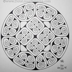 20160530_Zendala_Swiros01 (terem13) Tags: patterns tangles zentangle zendala