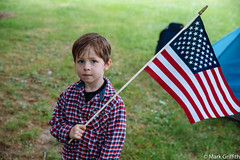 Jude and his Flag (Mark Griffith) Tags: washington duvall fatherandsons tamron2875mmf28 fatherandsonscampout sonya7rii 20160610dsc06440 toltmacdonaldstate toltmcdonaldstatepark