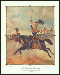 4933 AMN 9th Lancers - Crimea L-239/4 Il Grifo - Milano All rights reserved printed 9th Queen's Royal Lancers (Morton1905) Tags: all milano royal il queens rights 9th printed crimea reserved grifo lancers amn 4933 l2394