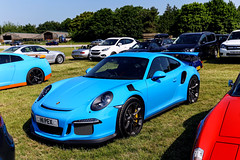 Riviera Blue (Reece Garside | Photography) Tags: blue summer sun london history car canon riviera 911 german porsche rare supercar goodwood porsche911 991 gt3 6d spotter gt3rs hypercar 911gt3 canon6d 991gt3