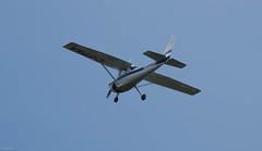 Airplane, Monchy Woods Road (frank.king2014) Tags: ca canada airplane gander newfoundlandandlabrador