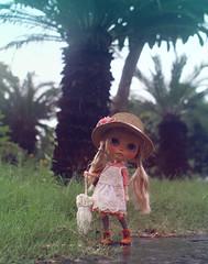 Star Dancer (k07doll) Tags: cute bigeyes doll sweet blythe custom cubby blythedoll rbl customblythe blythecustom k07 k07doll
