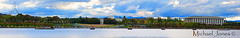 Lake Burley Griffin (Canon-Kid) Tags: lake canberra lakeburleygriffin
