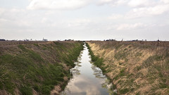 Ditch (ken mccown) Tags: illinois midwest farmland prairie