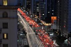 Avenida Paulista vista da Gazeta (árticotropical) Tags: gazeta avenidapaulista