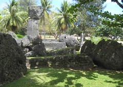 Left Side of the House of Taga
