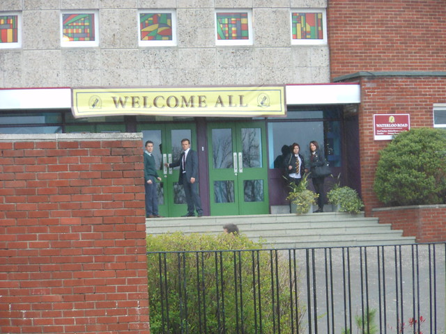 Waterloo Road 5/4/12 - Welcome All Jason Done and ALEC Newman