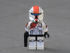 Commando Boss (LegoQuai45) Tags: legostarwars arealight deltasquad commandoboss mldcustoms100