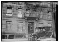 218 E. 67th  (LOC) (The Library of Congress) Tags: home italian libraryofcongress anarchist bomb bomber bombers xmlns:dc=httppurlorgdcelements11 dc:identifier=httphdllocgovlocpnpggbain18573