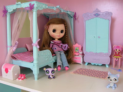 Who said that everything is pink in a Princess world?