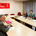 La FSA-PSOE valora de forma muy positiva el encuentro mantenido con la delegación de UPyD