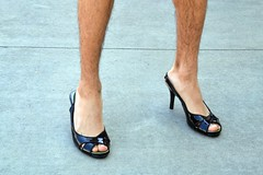 Very Stylish (Tobyotter) Tags: man male men guy feet virginia toes legs hampton hairylegs wamihs walkamilehershoes