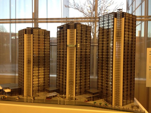 Lego Version Of Gothia Towers