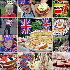 Jubilee Weekend 2012 (Jennifleur79) Tags: uk party england cakes june jubilee flags queen british unionjack streetparty pimms diamondjubilee