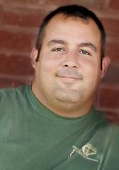(Cliff Michaels) Tags: portrait people face photoshop nikon d5000 pse9