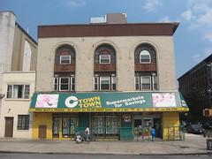 Fifteenth Regiment Armory, Connie's Inn and the Ubangi Club, Harlem (New York Big Apple Images) Tags: newyork harlem manhattan