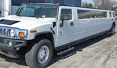 Luxury Limo Hummer 20 Passenger (Rochester Party Buses) Tags: party bus dream limo hummer limousine partybus