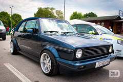 "VW Golf Mk1 Cabrio • <a style=""font-size:0.8em;"" href=""http://www.flickr.com/photos/54523206@N03/7180982209/"" target=""_blank"">View on Flickr</a>"