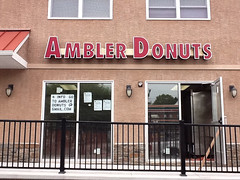 Channel Letters - Ambler Donuts