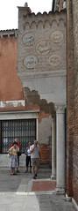 Chiesa Carmini - ingresso laterale