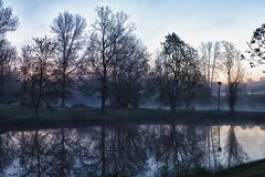 Morning Mist (MRG Photo) Tags: morning mist fog sunrise canon tone mapped t3i 24105mm
