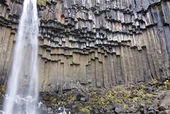 Svartifoss waterfall 3
